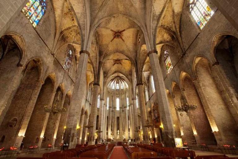 Basílica de Santa María del Mar | © PMRMaeyaert/WikiCommons