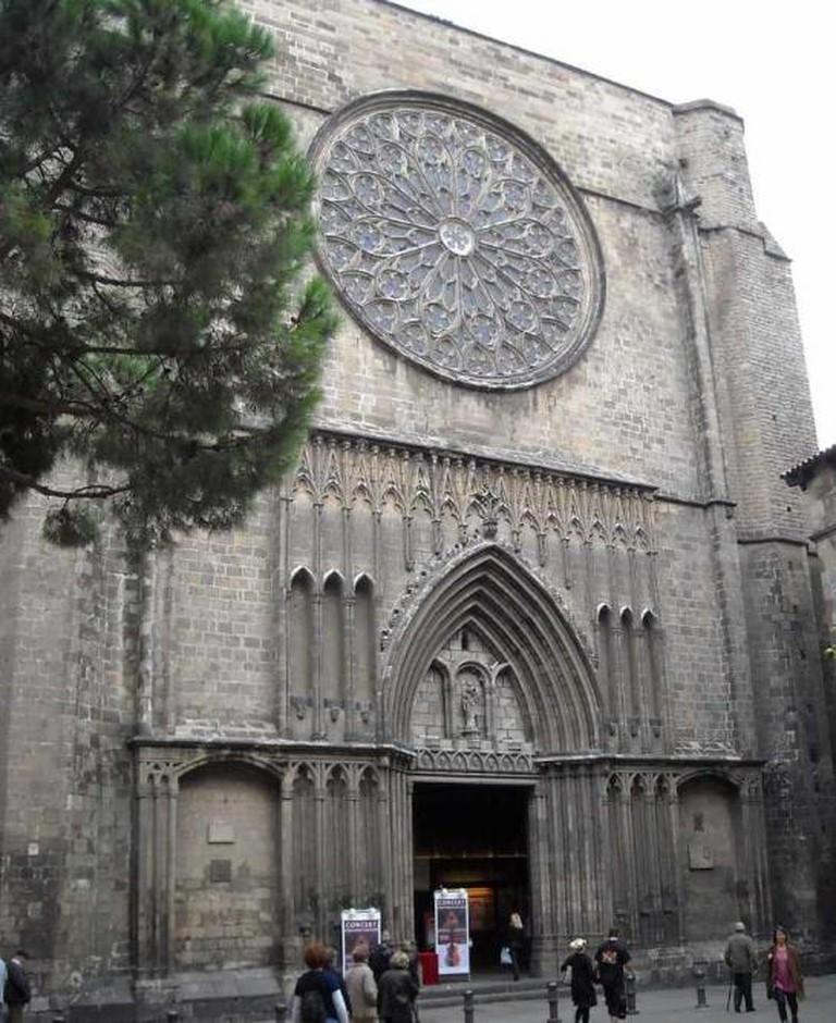 Basílica de Santa María del Pi | © Cruccone/WikiCommons