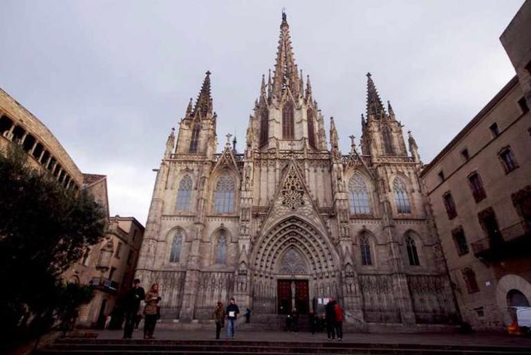 Cathedral of Barcelona | © José Luiz Bernardes Ribeiro/WikiCommons