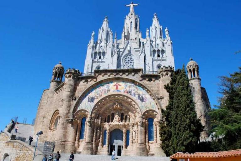 Templo Expiatorio del Sagrado Corazón de Jesús | © Ivan Mlinaric/Flickr