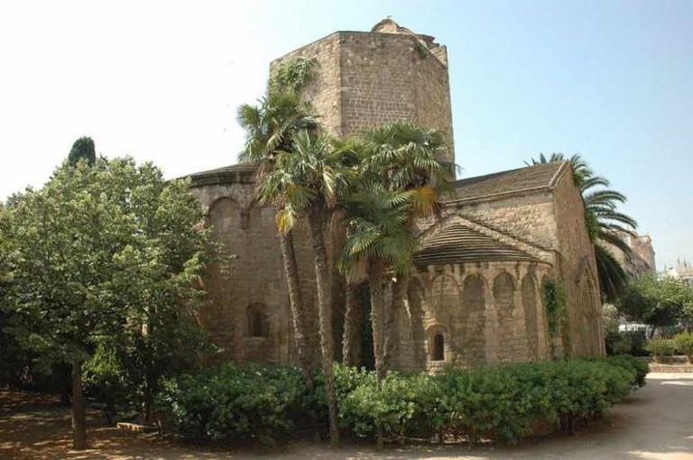 Sant Pau del Camp | © Josep Renalias/WikiCommons