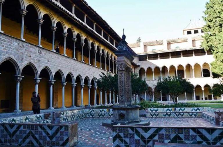 Reial Monestir de Pedralbes | © MARIA ROSA FERRE/WikiCommons
