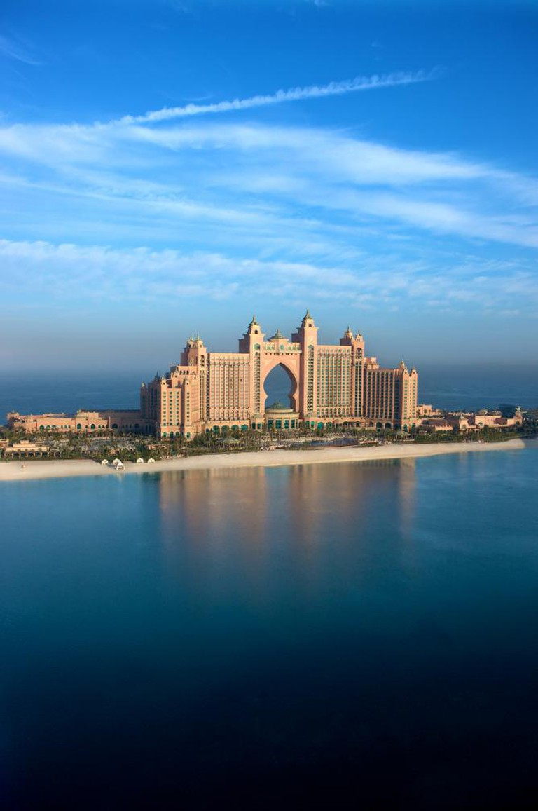 Courtesy of Atlantis the Palm Hotel