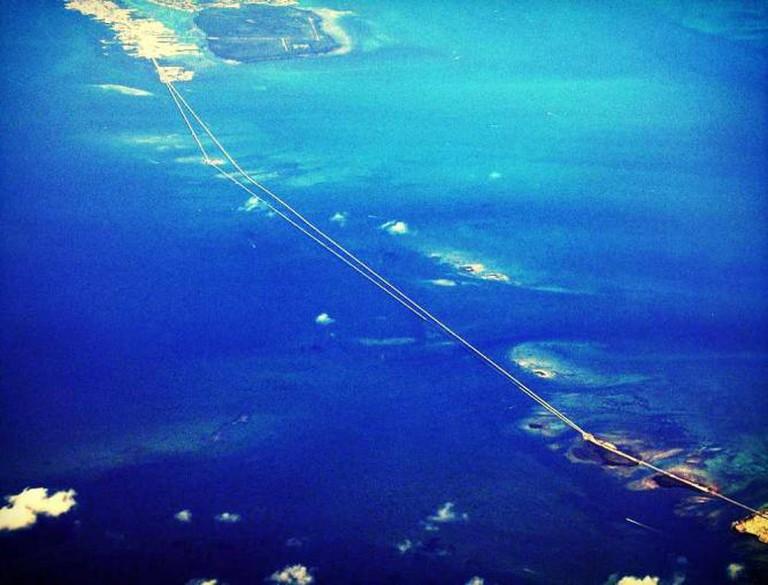 The Seven Mile Bridge | Courtesy of WikiCommons