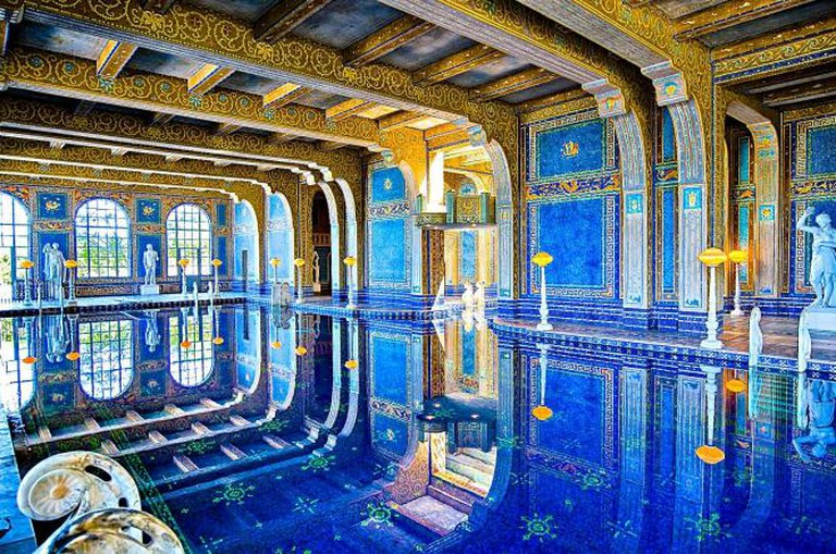Roman Pool | ©SandeepThomas/flickr