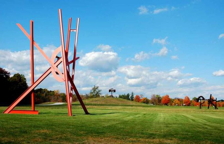 The Storm King Art Center is set on a sprawling estate   © MelodieMesiano/Flickr