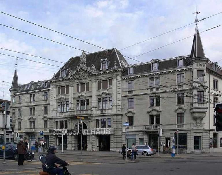 Zürich's theatre | © Andreas Praefcke/WikiCommons