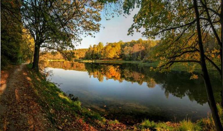 One of Nizhny Novgorod's stunning parks | © Michael Privorotsky/Flickr