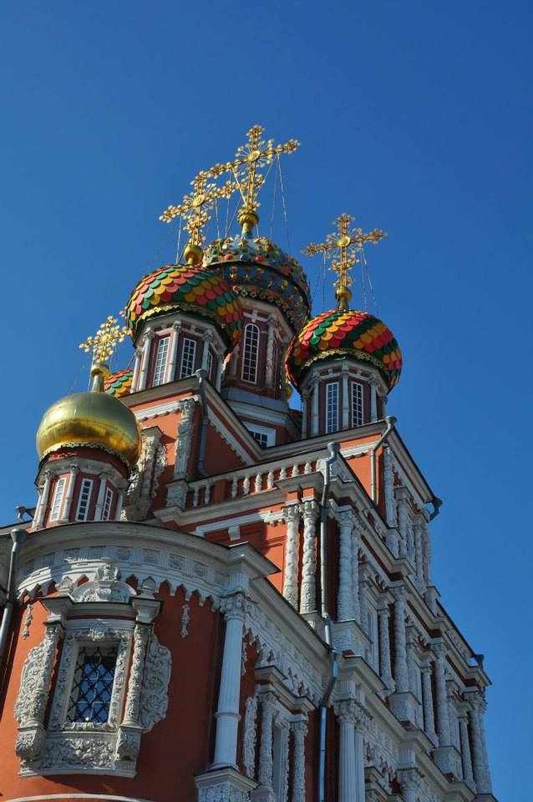 The stunning architecture of Nizhny Novgorod | Courtesy of Nathaniel Hunt