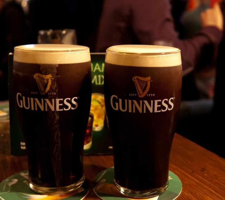 St. Patricks Day Guinness