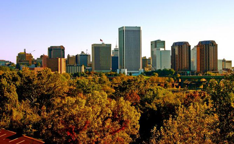 Richmond Skyline l © Taber Andrew Bain/Flickr