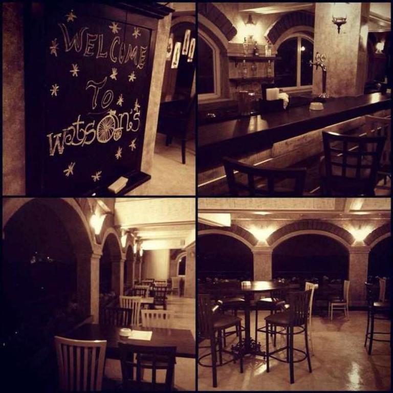 Watson's | © Courtesy of bar