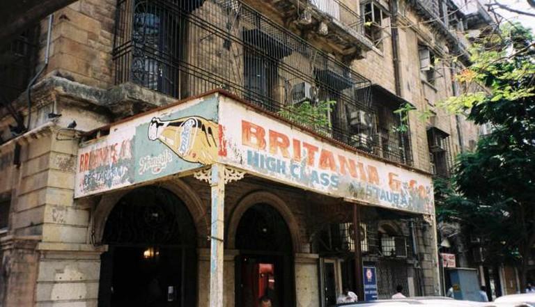 Britannia & Co. Ballard Estate, Mumbai | © iranichaimumbai /Flickr