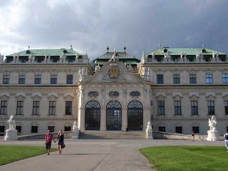 The Belvedere Museum I © Tsukino/WikiCommons