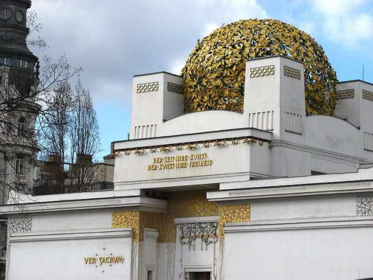 The Secession Building I © Donar Reiskoffer/WikiCommons