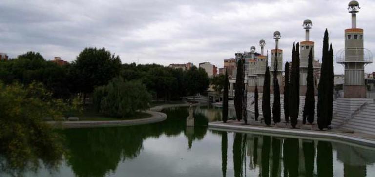 Parc de l'Espanya Industrial © Teresa Grau Ros/Flickr