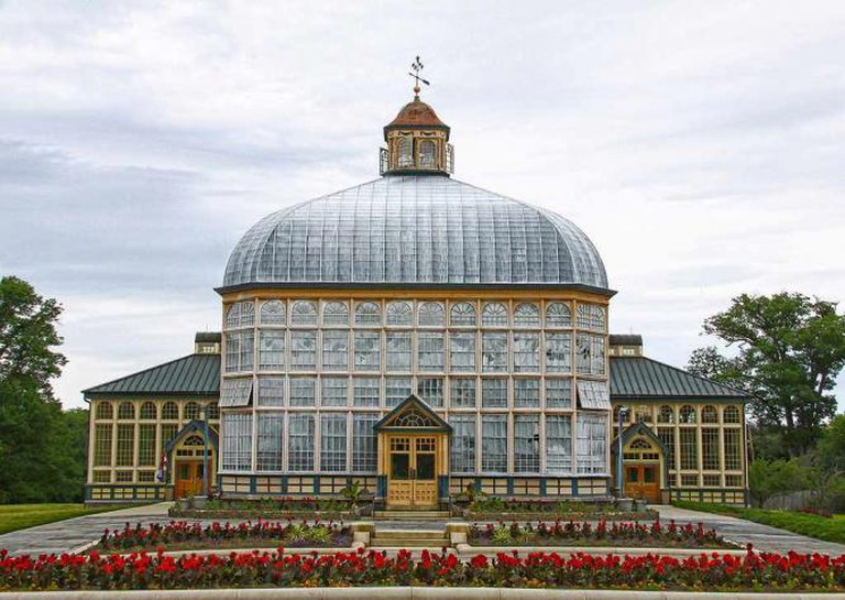 Rawlings Conservatory and Botanic Gardens