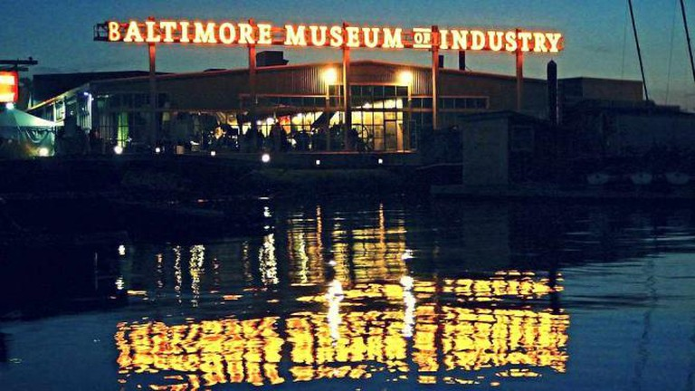 Baltimore Museum of Industry| ©Brett Gullborg/Flickr