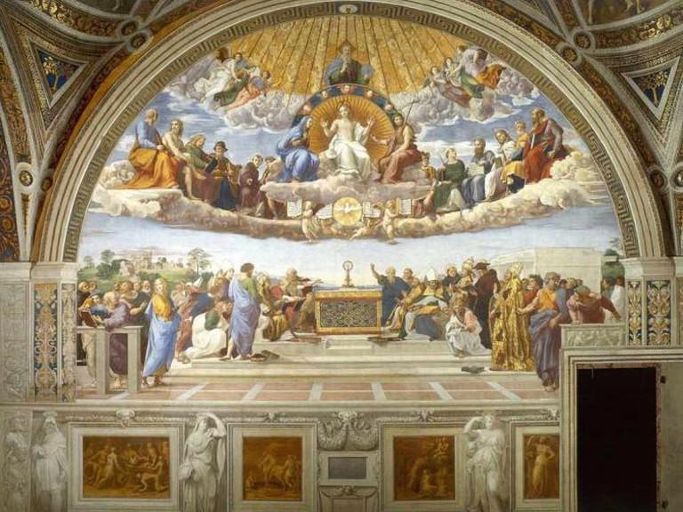 Disputation of Holy Sacrament