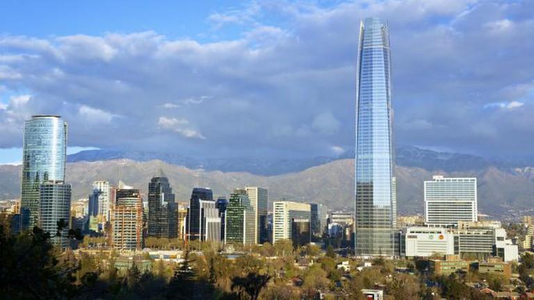 Santiago de Chile | © alobos Life/Flickr