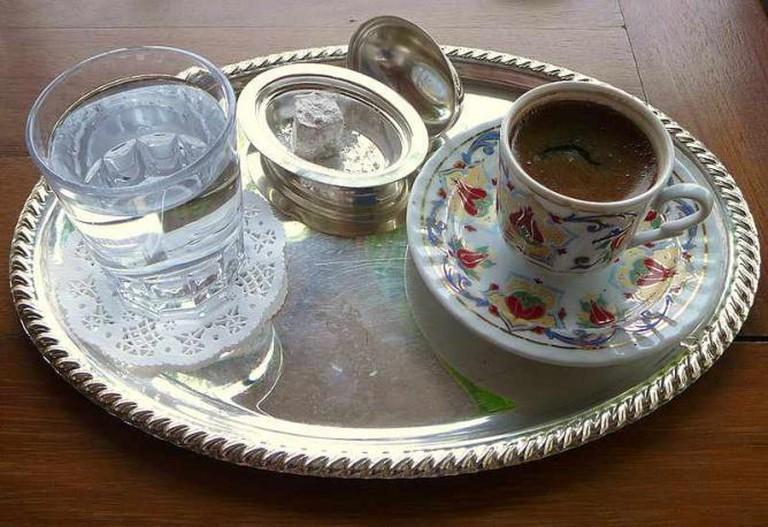 Turkish coffee in Istanbul l © Tema/WikiCommons
