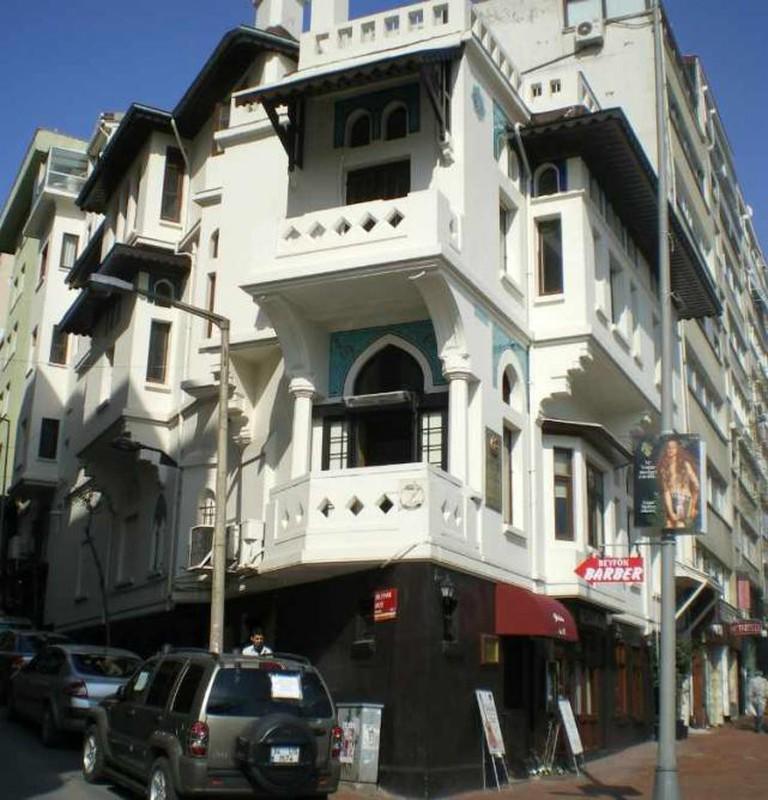 Vedat Tek Evi, Nişantası (now Yekta Restaurant) l © Lambiam/WikiCommons
