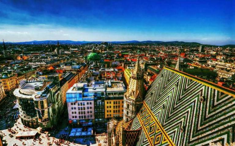 Vienna © Miroslav Petrasko/Flickr