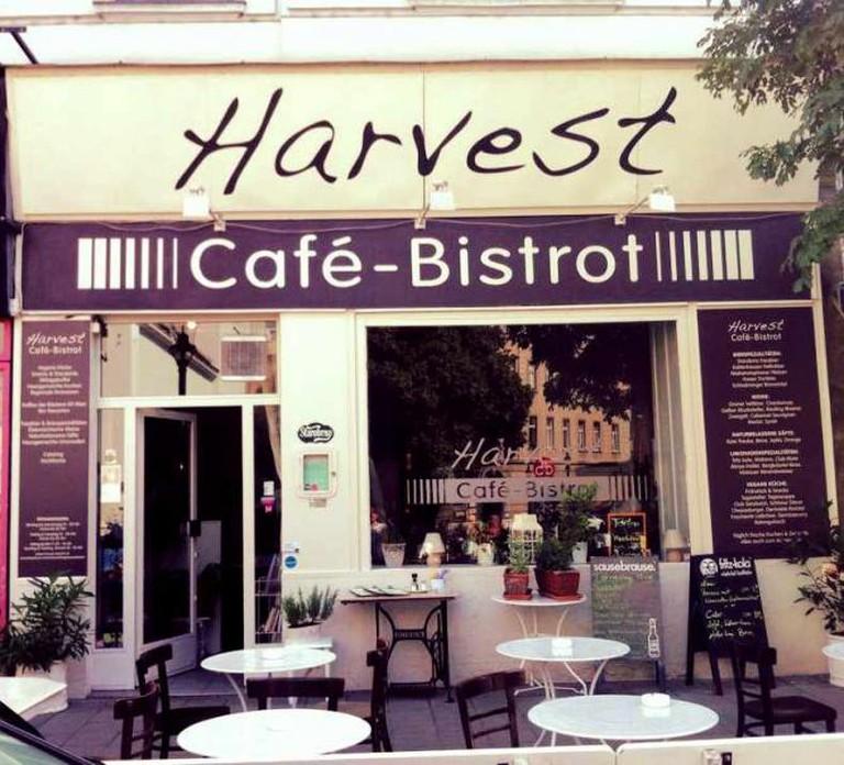 Harvest | Image courtesy of Harvest