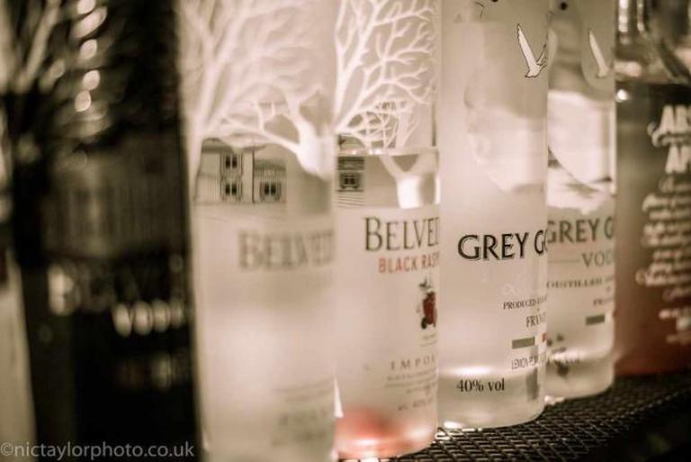 Grey Goose Vodka © Nic Taylor