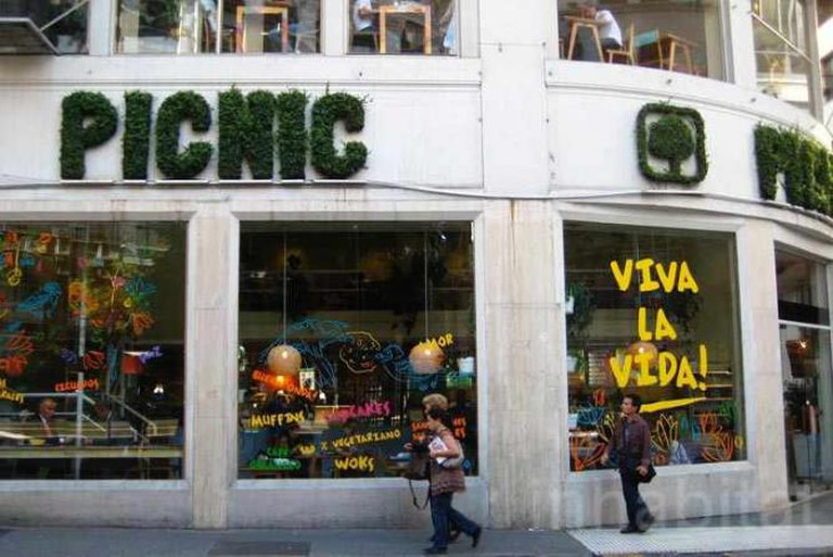 Picnic | © Ana Lisa Alperovich for Inhabitat Blog/Flickr