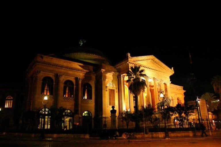 Teatro Massimo | © Pedro Hernandez/Flickr