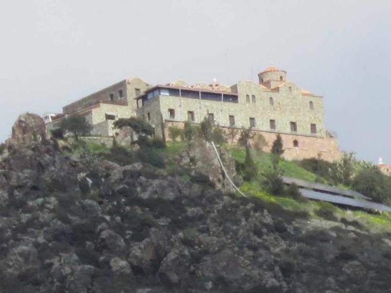 Stavrovouni Monastery | © Dickelbers/WikiCommons