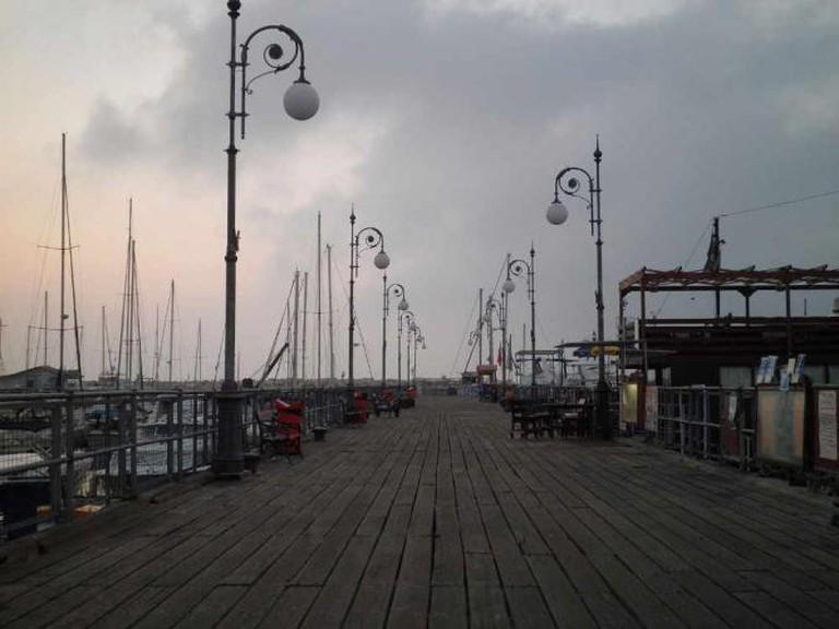 Larnaca Marina | © Valantis Antoniades/WikiCommons