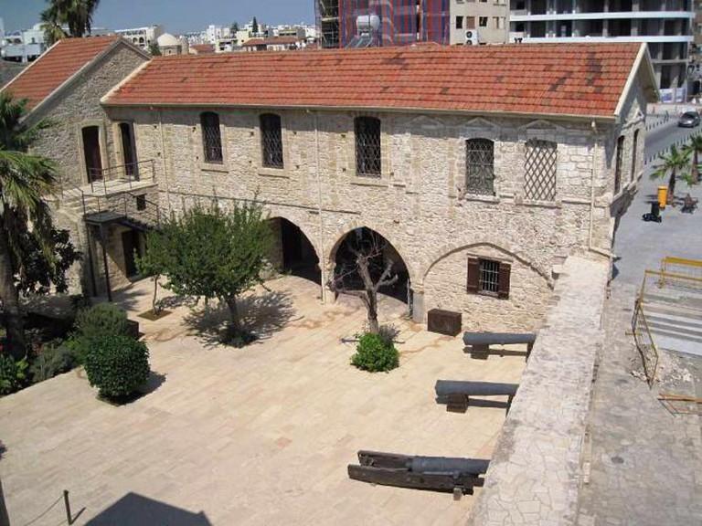 Larnaca Medieval Castle | © Dickelbers/WikiCommons