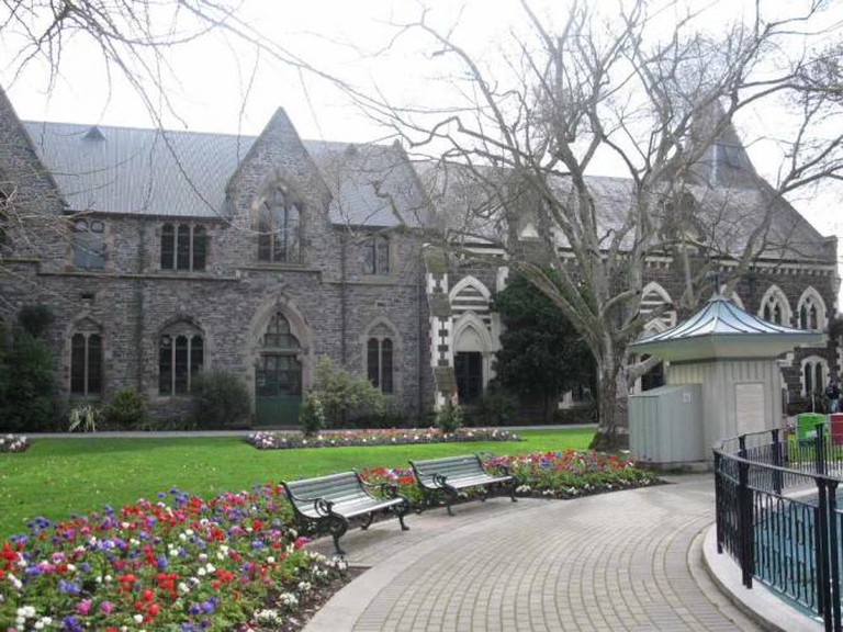 Canterbury Museum © AllWays Rental NZ/Flickr