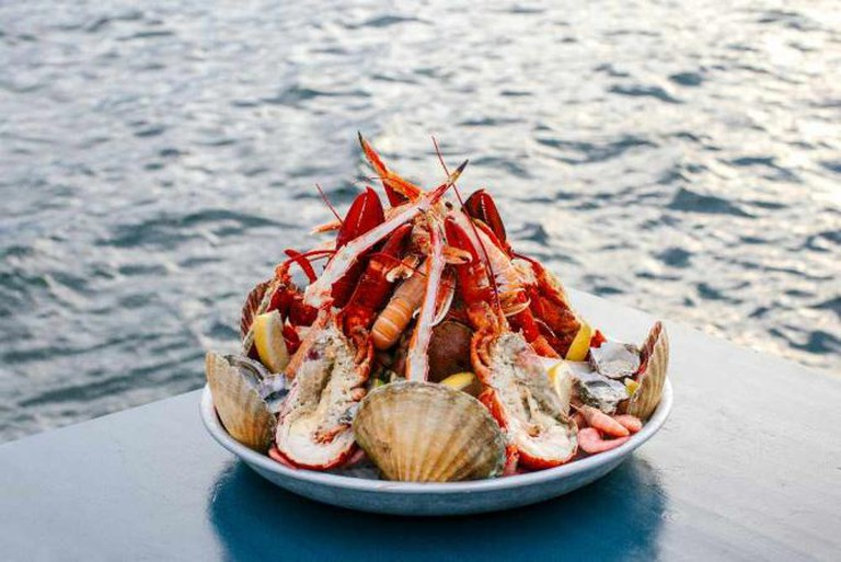 Seafood | Courtesy of Solsiden