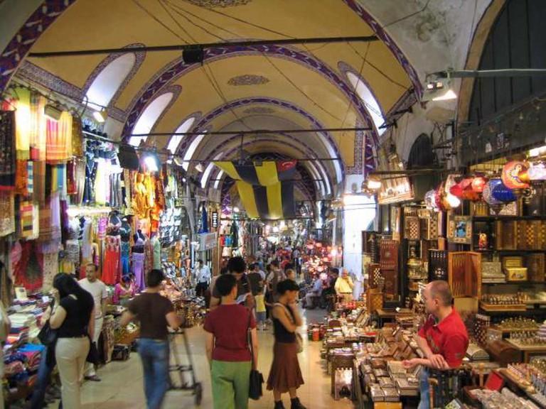Grand Bazaar (Kapali Carsi) | © Babakgh/WikiCommons