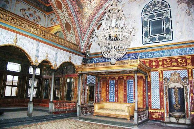 The Imperial Hall of Topkapi Palace | © Mircea Ostoia/WikiCommons