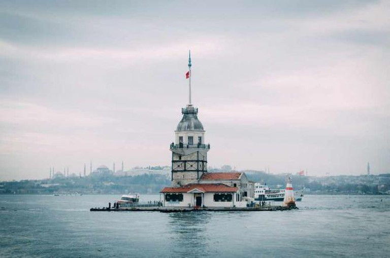 Maiden's Tower | © Roroke/WikiCommons