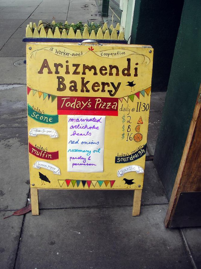 Arizmendi's Bakery | © John Herschell/Flickr
