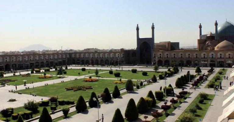 Imam Square   © Klára Nováková/Wikicommons
