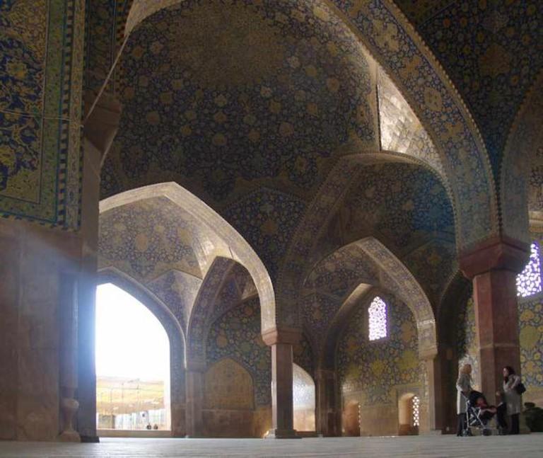 Imam Khomeini Mosque   © © sier-seir/Flickr