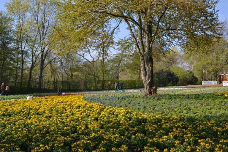 Killesberg Park © Landeshauptstadt Stuttgart/Flickr