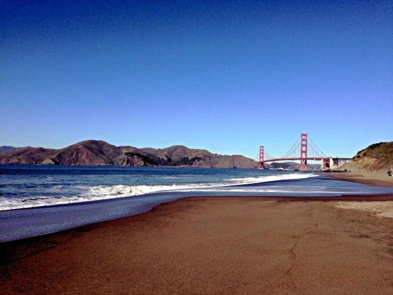 Baker Beach  l  © Matt Biddulph/flickr