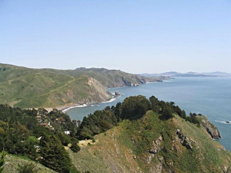Muir Beach  l  © David Baron/flickr