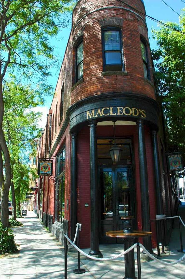 Macleod's in Ballard