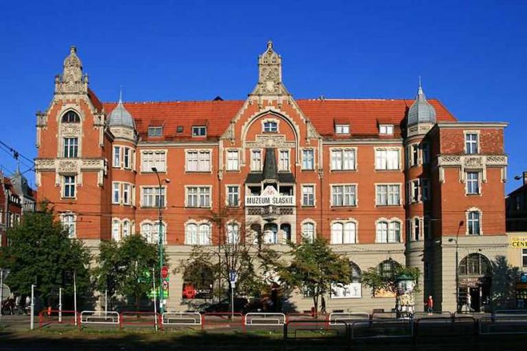 Silesian Museum | © Lestat (Jan Mehlich)/WikiCommons