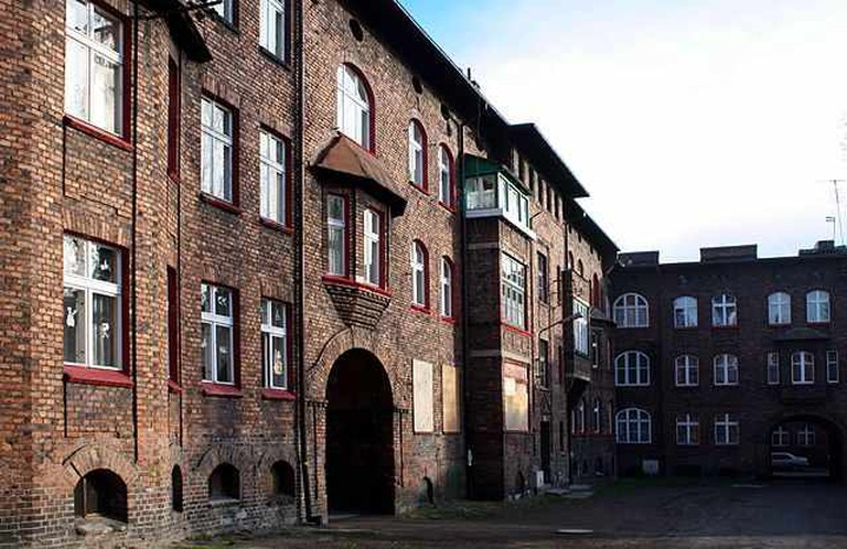 Historical familok at Nikiszowiec | © Ludwig Schneider/WikiCommons