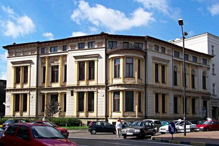 Goldstein Palace | © Lestat (Jan Mehlich)/WikiCommons