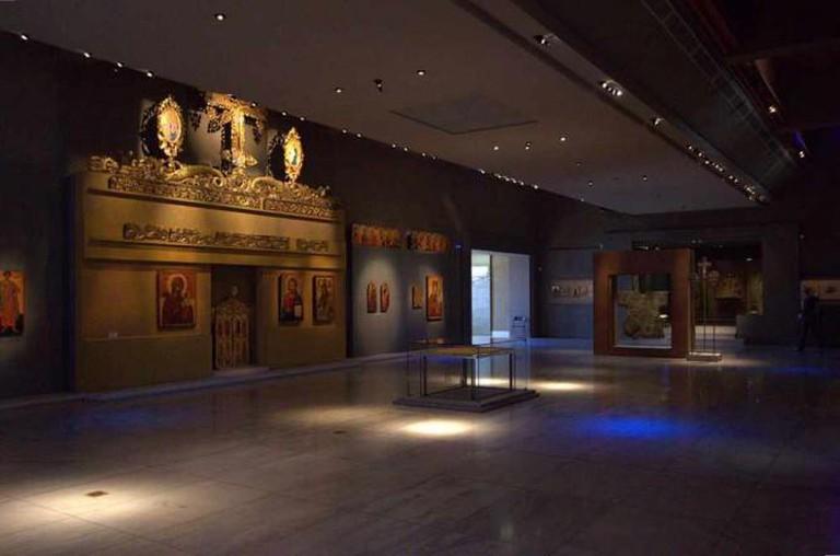 Museum of Byzantine Culture | © Tilemahos Efthimiadis/WikiCommons